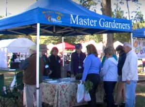 master gardener plant clinic