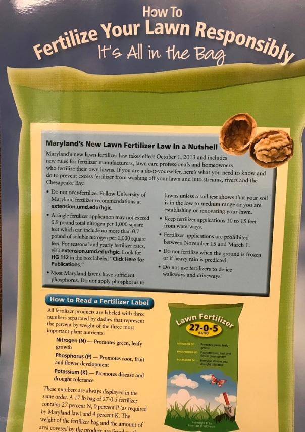 fertilizer instructions