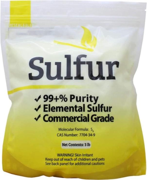 Bag of sulfur