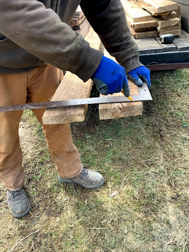 cutting boards for raised beds